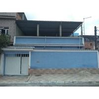 Casa 3 Quartos, Rocha Sobrinho, Mesquita, Cod 714